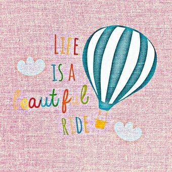 FamAcademy - Beautiful life air balloon